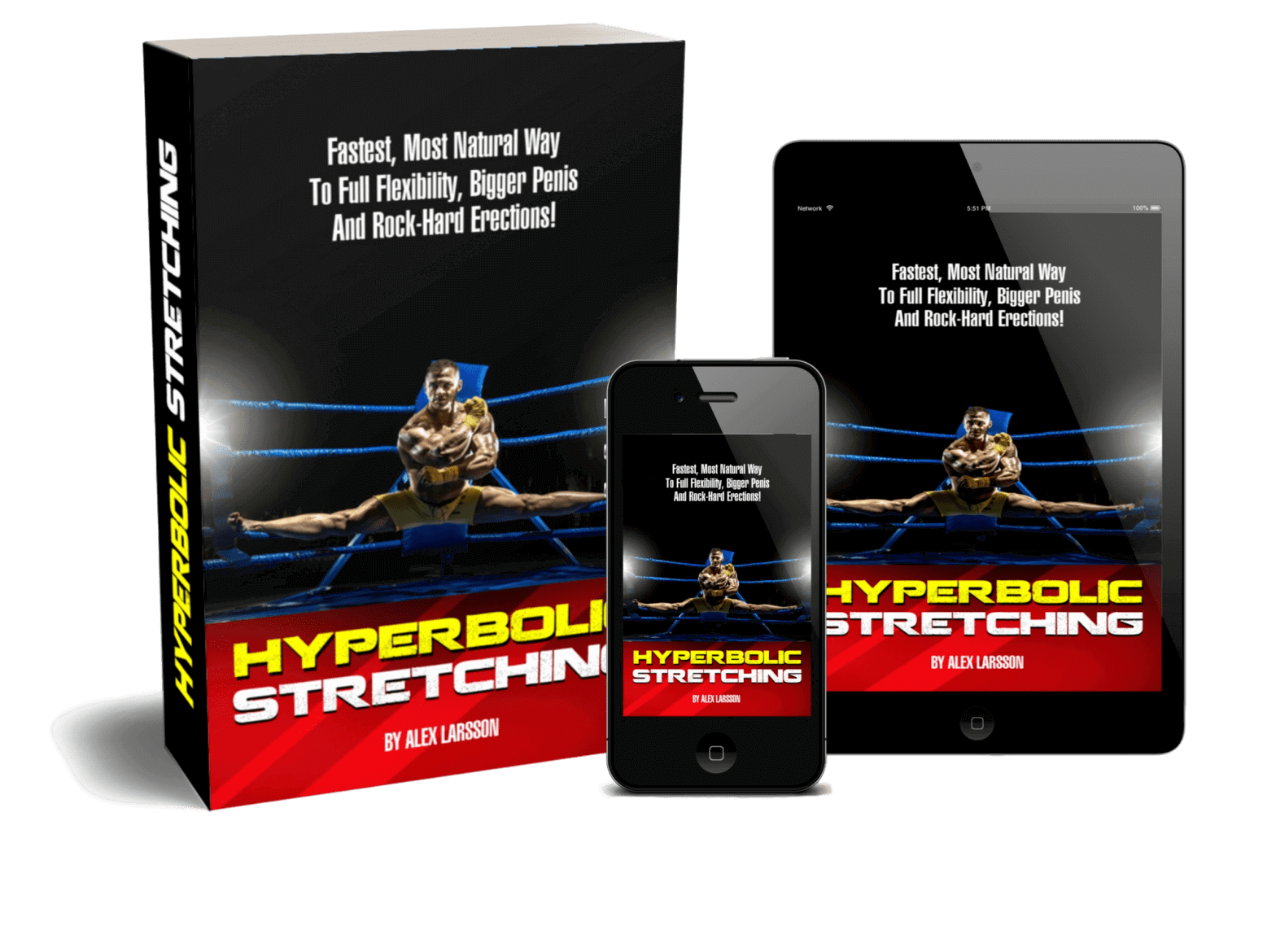 Hyperbolic Stretching program